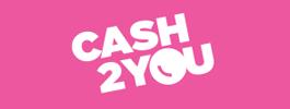 Låna pengar hos Cash2you.