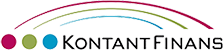 Kontant Finans (logo).
