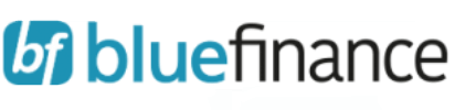 Blue Finance (logo).
