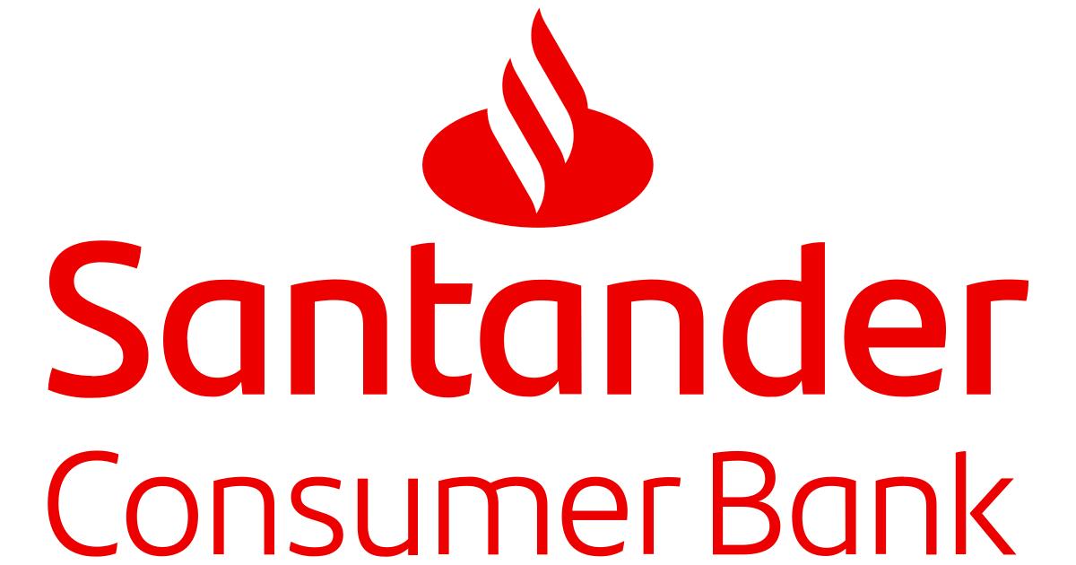 Santander Bank (logo).