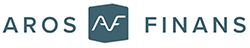 Aros Finans (logo).