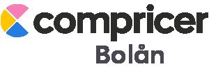 Compricer Bolån (logo).